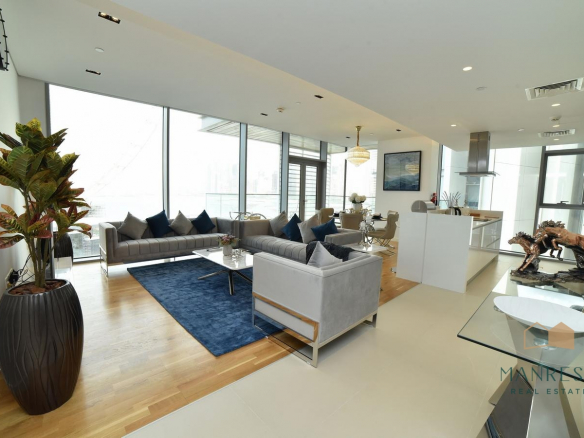Luxurious 3 Bed + Maids | Ain & Sea View